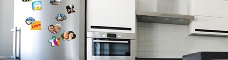 Come decorare il frigorifero tra calamite personalizzate - Decorare frigorifero ...